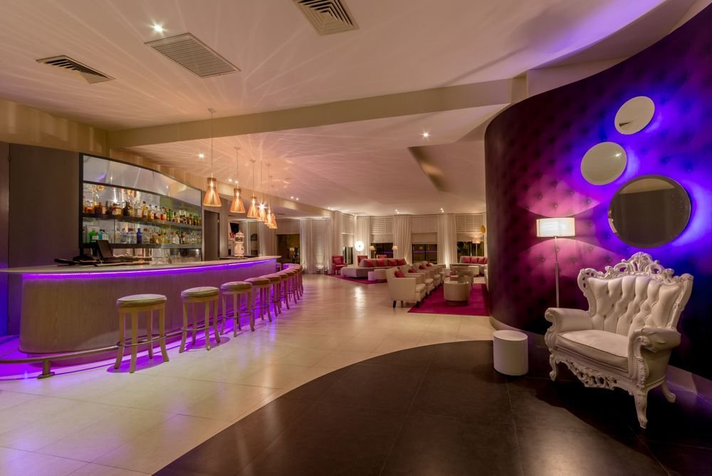 LOBBY BAR HOTEL NYX CANCUN Cancun